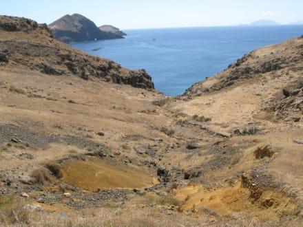Strand/Küste/Hafen - Ponta de Sao Lourenco