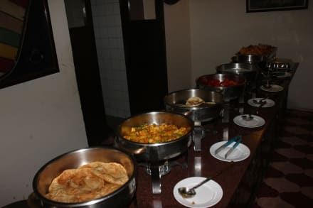 Restaurant & Buffet - Hotel Fort Chanwa Luni