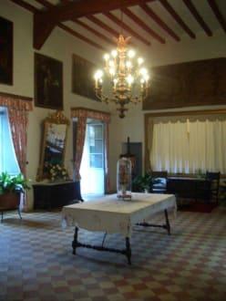 Prunkzimmer - La Granja