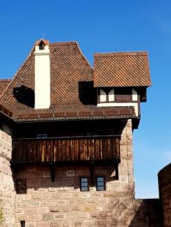 Kleiner Wachturm - Kaiserburg