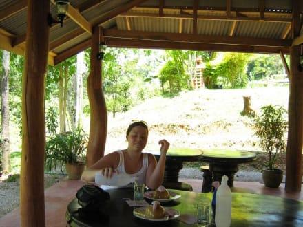 Mittagsrast im Khao Sok River Camp - Khao Sok Nationalpark