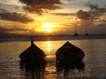 Sonnenuntergang in Juan Griego - Juan Griego