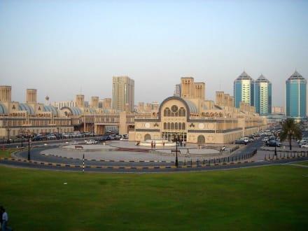 Sharjah Stadt - Blue Souk