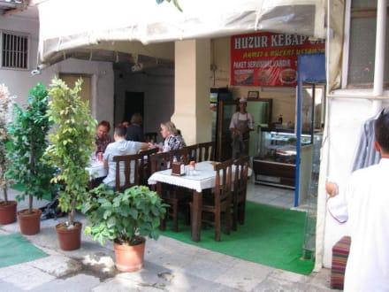 Huzur kebap salonu in istanbul holidaycheck for Beyazit han suites