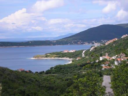 Die Bucht bei Martinscica, Insel Cres (HR) - Martinscica