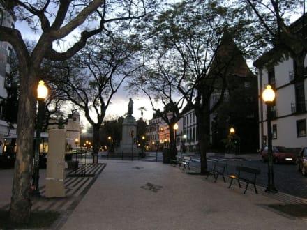 Abendstimmung - Avenida Arriaga