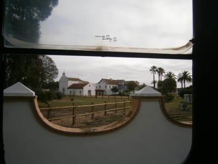 Marismillas Palast - Nationalpark Coto de Doñana