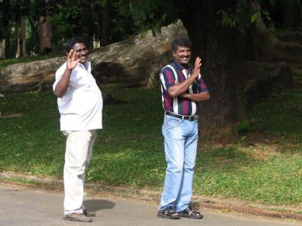 Jagath und Sunil - Tour & Ausflug