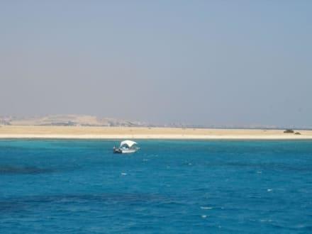 eine insel - Schnorcheln Hurghada