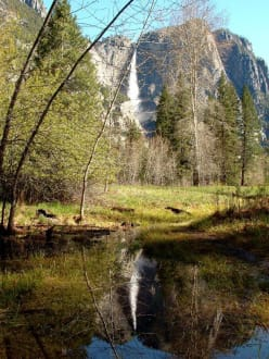 Wasserfall - Yosemite Nationalpark