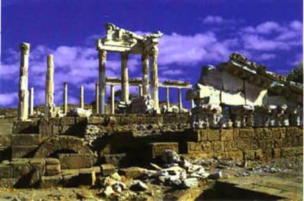 Ausflug Pergamon - Pergamon