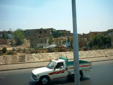 In Kairo - Zentrum Kairo
