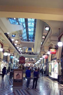 Shopping Mall - Queen Victoria Building