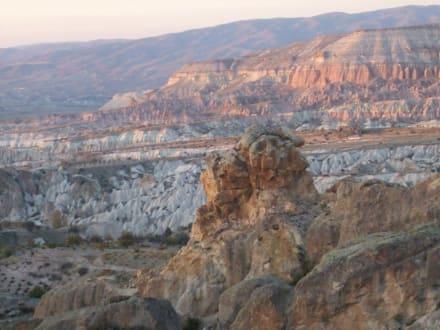 Landschaft - Kappadokien