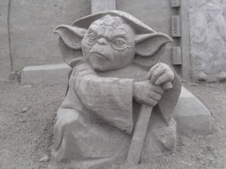 Star Wars - Sandskulpturen Festival
