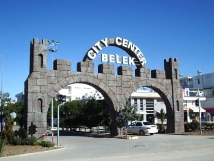 City - Center BELEK - Belek City Center
