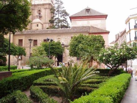 Tempel/Kirche/Grabmal - Kathedrale von Málaga