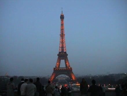 In ganzer pracht - Eiffelturm