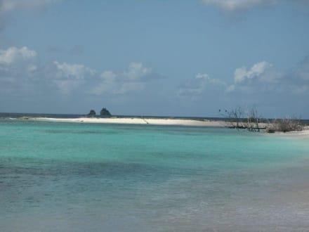 Das ist Karibik - Sandy Island