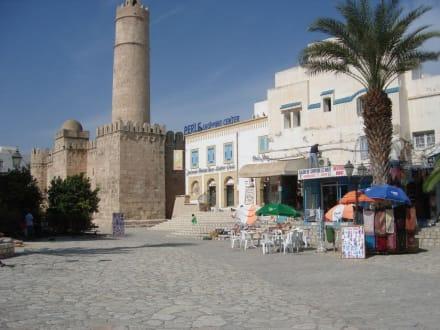 Letzter Blick auf die Altstadt - Medina