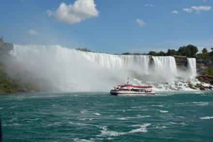 Bootstour  - Niagarafälle / American Falls