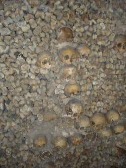 Catacombes - Katakomben von Paris - Katakomben