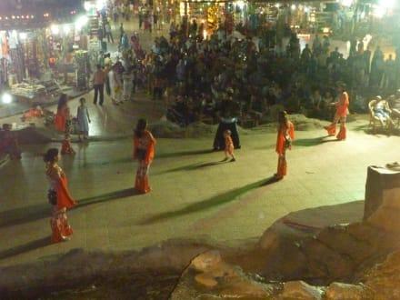 Market/Bazaar/Shopping center  - Old Market Ras Om El Sid