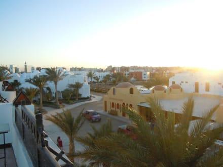 Taucherzentrum - Tauchbasis Blue Water Dive Resort Hurghada