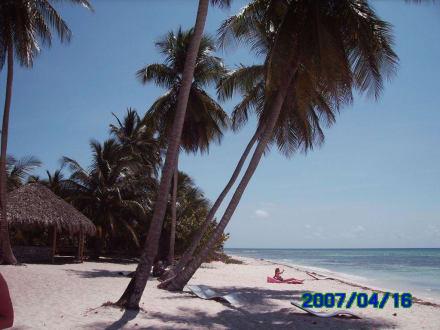 Der Strand - Isla Saona