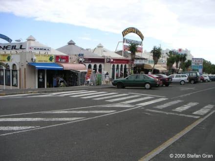 Einkaufszentrum - Center Sotavento