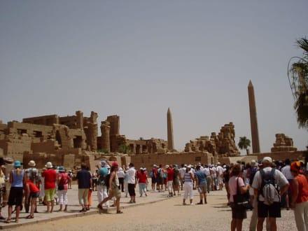 Luxor - Amonstempel Karnak