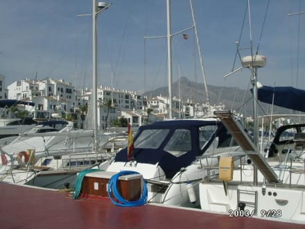 Spanien - Costa del Sol - Hafen Puerto Banus