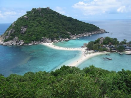 Insel Koh Nang Yuan - Insel Koh Nangyuan / Koh Nang Yuan