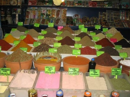 Gewürze - Bazar