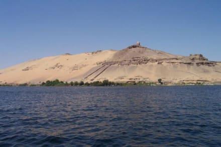 Wüstenlandschaft - Nil