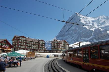 Eigernordwand - Kleine Scheidegg