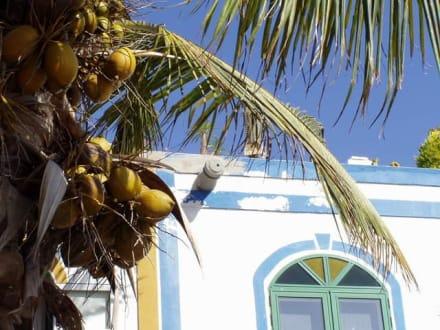 Gran Canaria - Spanien - Pto. de Mogan - Altstadt Puerto de Mogán