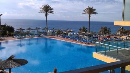 Poolanlage - SBH Club Paraiso Playa
