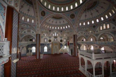 Gesamt Inneres - Külliye Moschee