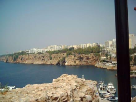 Bucht von Antalya - Hafen Antalya
