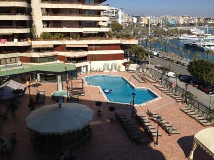 Pool - Hotel Melia Palas Atenea
