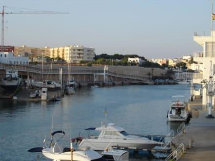 Der Hafen von Ciutadella - Hafen Ciutadella