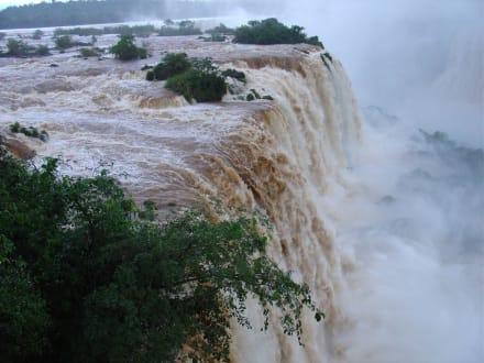 Wasserfälle von Iguacu - Iguassu / Iguazu Fälle