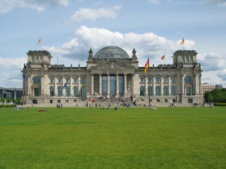 Berlin - Bundestag / Reichstag