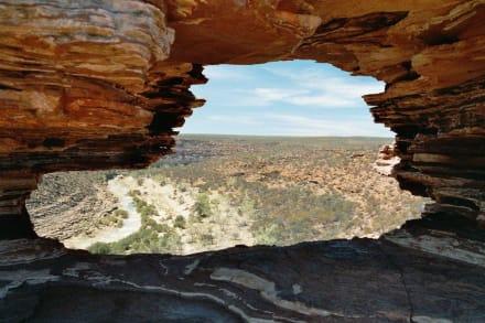 Nature Window - Kalbarri Nationalpark