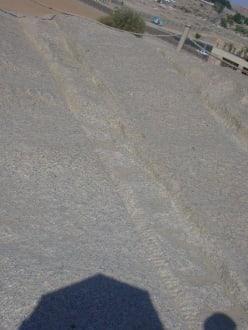 Spuren im Fels - Steinbruch - Unvollendeter Obelisk