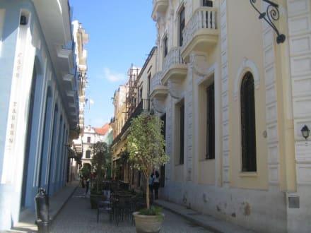 Altstadtgassen - Altstadt Havanna