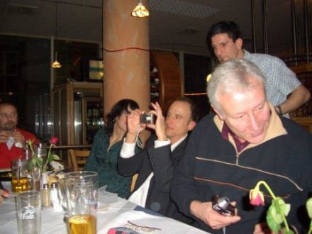 Usertreffen Süd 18.03.2006 - Ristorante Don Juan
