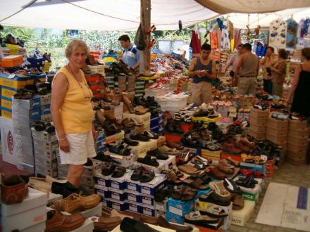 Markt/Bazar/Shop-Center - Marmaris City Market / Markt