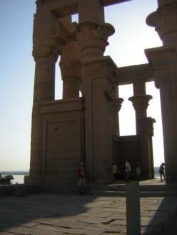 Geschichte zum Anfassen - Philae Tempel